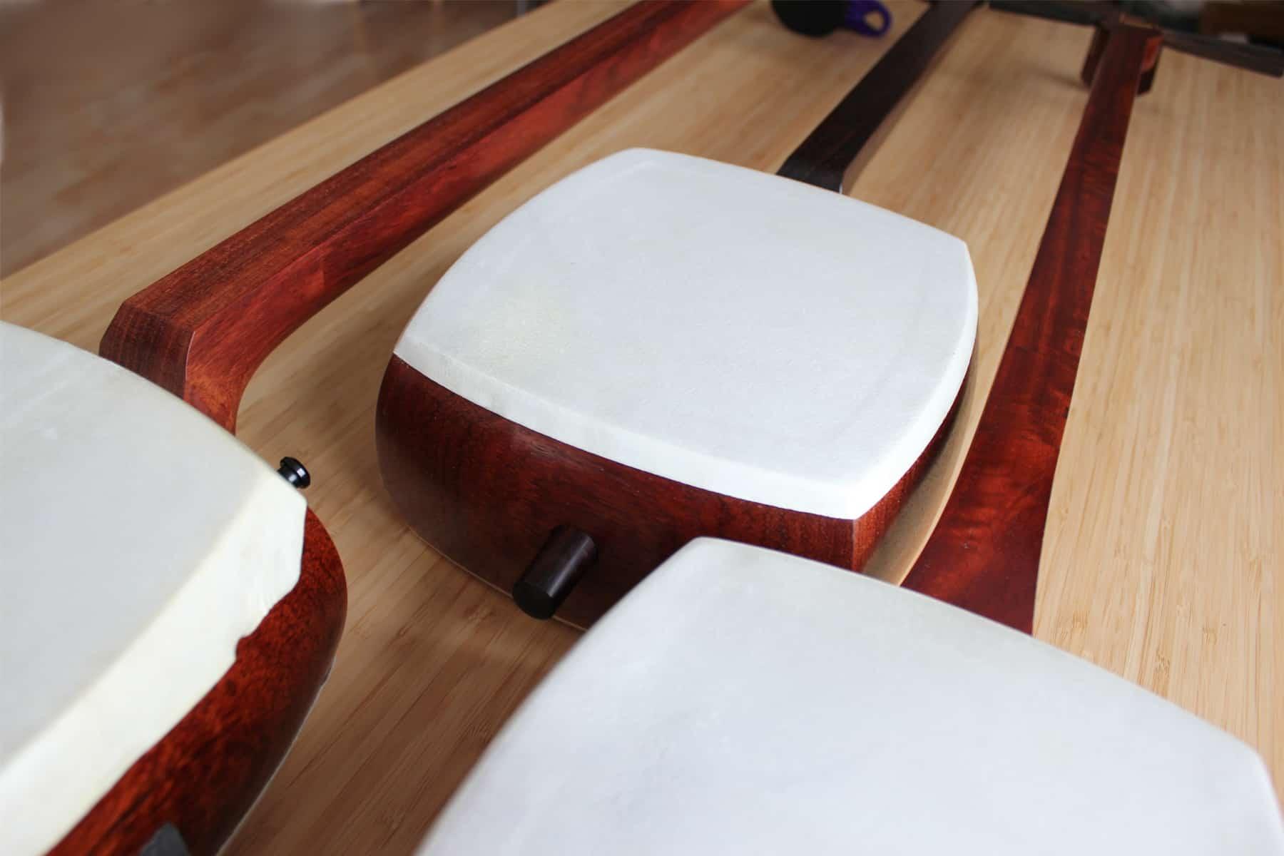 Instrumentenstile Shamisen shami-shop.com